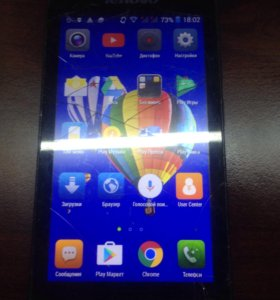 Телефон Lenovo модель A328