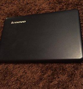 Ноутбук леново g555