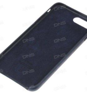 Продам оригинальный чехол Аифон 7 плюс тёмно синий