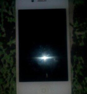 8 гигов 4 iPhone