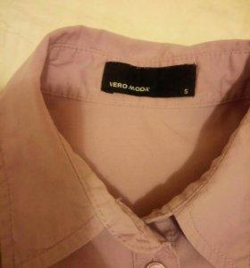 Рубашка женская веро мода