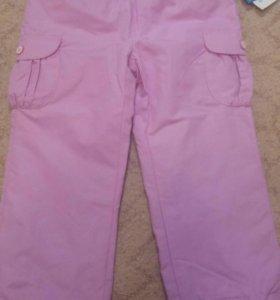 Новые брюки на девочку