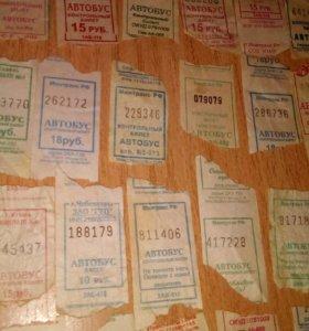 Счастливые билеты 104 шт