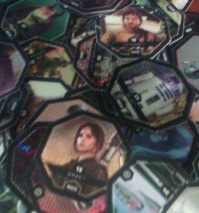 Жетоны Star Wars
