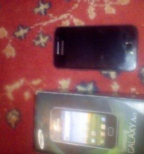 Samsung Galaxy асе