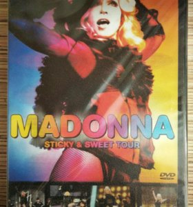 Madonna - Sticky & Sweet Tour (2010) DVD
