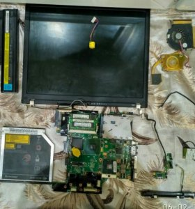 Lenovo ThinkPad T60 запчасти