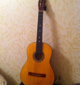 Гитара 6-струнная + чехол