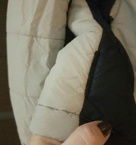 Куртка на синтепоне - весна
