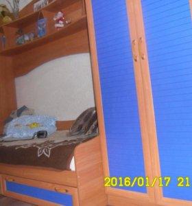 Мебель для детской т.9132561263