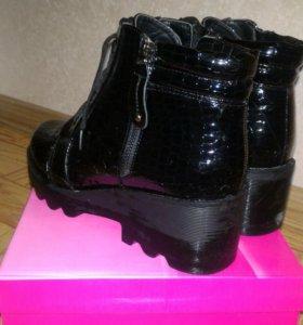 Ботинки, зима