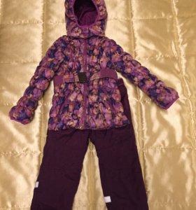 Осенний костюм для девочки acoola