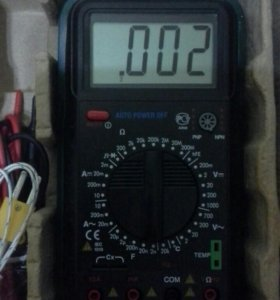 Мультиметр MY 64