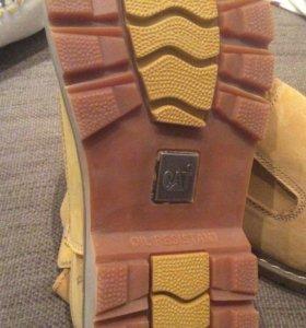 Супербрендовые молодежные мужские ботинки