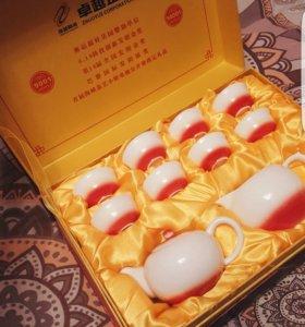 чайный набор (новый!)