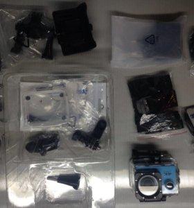 Экшн Камера 4к / видео / фото /wi-fi