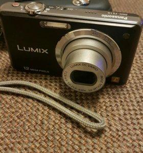 Фотоаппарат цифровой panasonic DMC-FS10