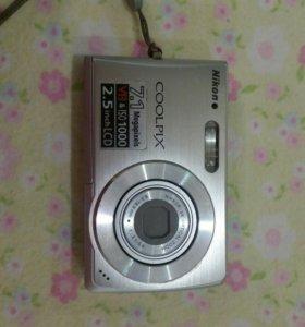 Фотоаппарат nikon coolpix s200