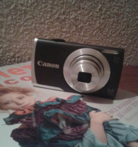 Продам цифровой фотоаппарат Canon.