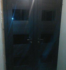 Установка дверей, межкомнатные входные