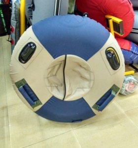 Круг для буксировки за катером, диметр 120 см.