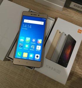 Xiaomi Redmi 3s Новые Оригинал