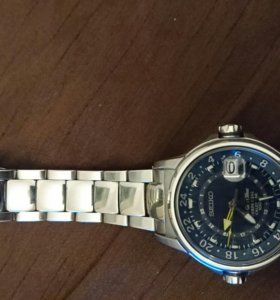 Seiko Great Blue Perpetual calendar 8f56