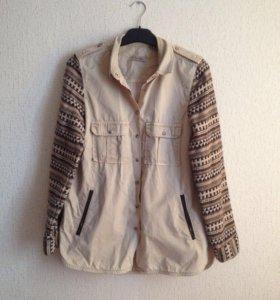 Рубашка-курточка