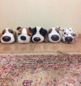 Плюшевые собачки