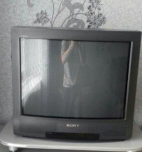 Телевизор сони тринитрон 62д-ль