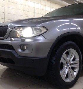 BMW X5 (e53) 2004 г.дизель 3 литра