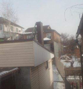 Дымоход ремонт