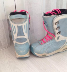 Сноубордичнские ботинки