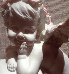 """Сувенир """" Ангел"""" + подарочек маленький ангелок"""