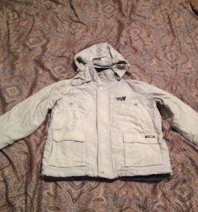Куртка - осень (6-8 лет)
