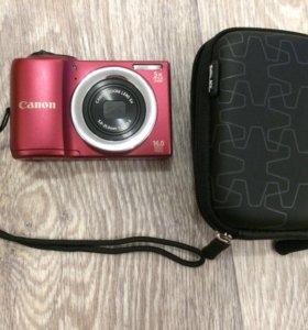Новый фотоаппарат Canon Zoom Lens