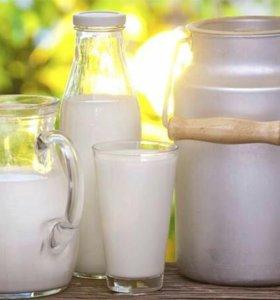 Целебное козье молоко.