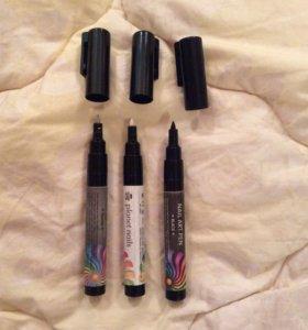 Акриловые карандаши для дизайна ногтей 1шт