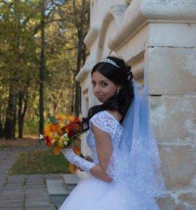 Гусь-хрустальный свадебные платья