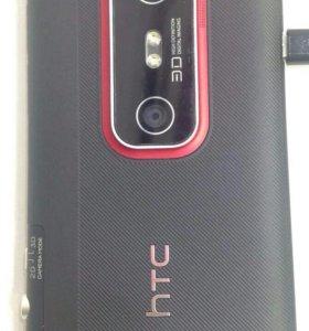 Телефое HTC evo 3 D