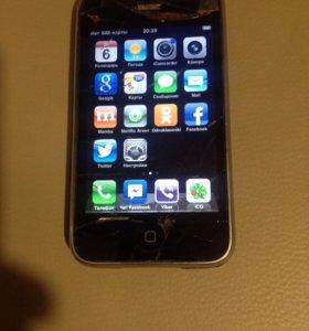 Айфон 3g 8Gb.