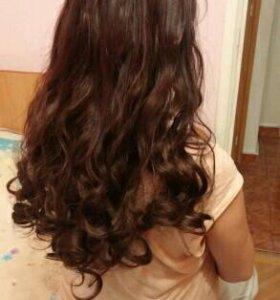 Волосы на клипах