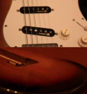 Гитара Fender Japan Standart Stratocaster.