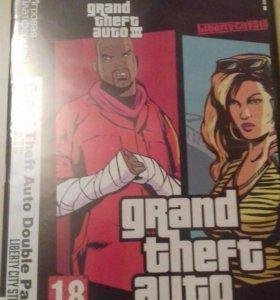 GTA 3, LIBERTY CITY STORIES. PS2