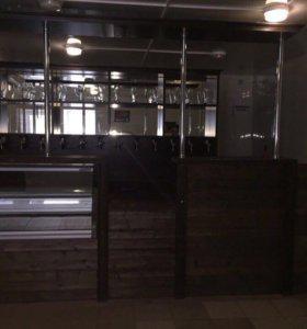 Оборудование и мебель для пивного магазина