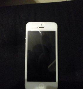 Телефон iPhone5