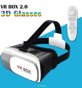 3D Виртуальный реальность. Универсальный