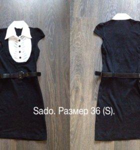 Офисное платье Sado