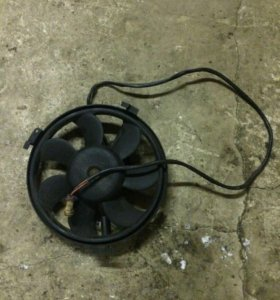 Вентилятор охлаждения audi a4 b5