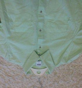 Рубашка джинсовая VeroModa
